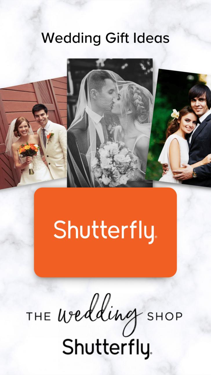 Shutterfly meaningful wedding gifts