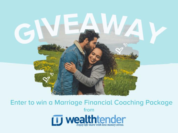 Sorteo de Coaching Financiero Matrimonial WealthTender
