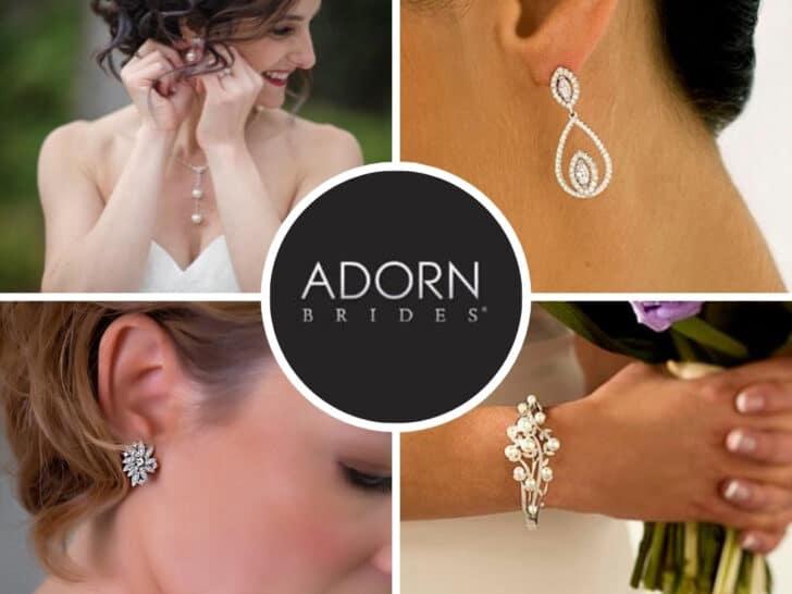 online wedding rental companies - Adorn