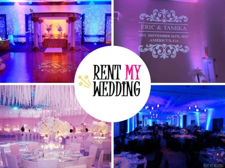 online wedding rental companies - Rent My Wedding
