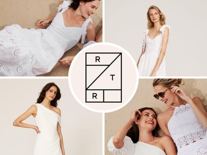 online wedding rental companies - Rent the Runway