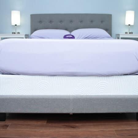 The Purple Mattress - the perfect wedding registry gift!