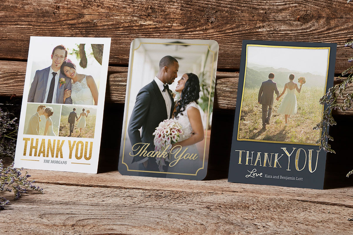 Shutterfly Thank You Cards