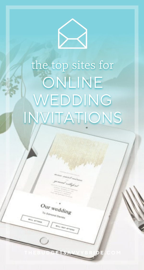 Be eco-friendly and budget-friendly with your wedding choices by embracing the benefits of digital wedding invitations!