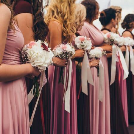 fall bridesmaids dresses