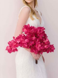 Modern Wedding Floral Style - Something Borrowed Blooms -  Gemma Collection