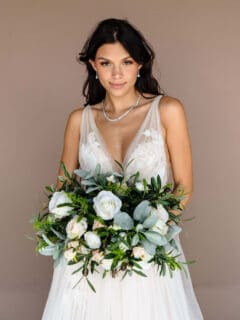 Rustic Wedding Floral Style - Something Borrowed Blooms - Olivia Collection