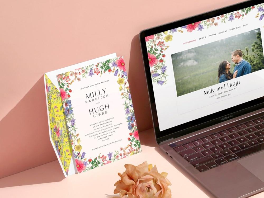 Paperless Post Digital Wedding Invitations