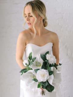 Rustic Wedding Floral Style - Something Borrowed Blooms - Shelbie Collection