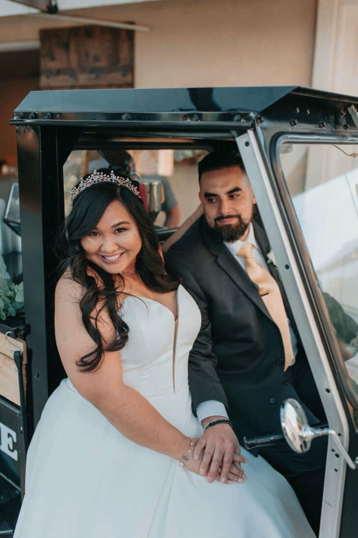 fun wedding details