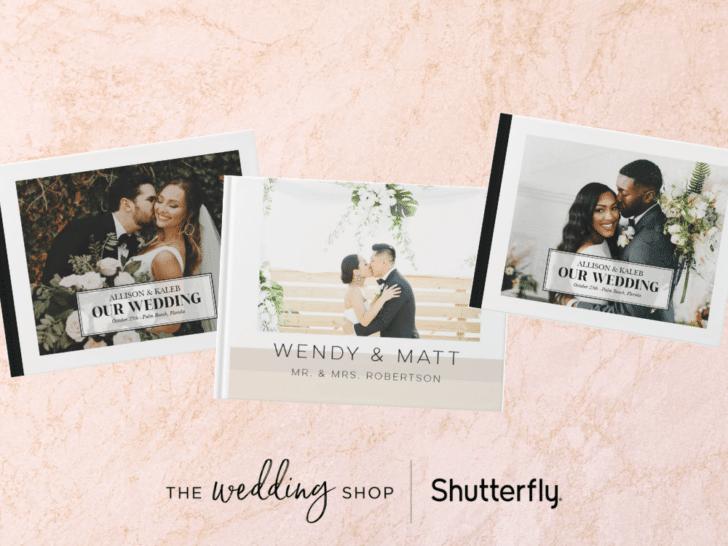 Custom Wedding Photo Albums - Keepsake Photo Books - Shutterfly Custom Photo Books for Your Wedding, Gifts, and More