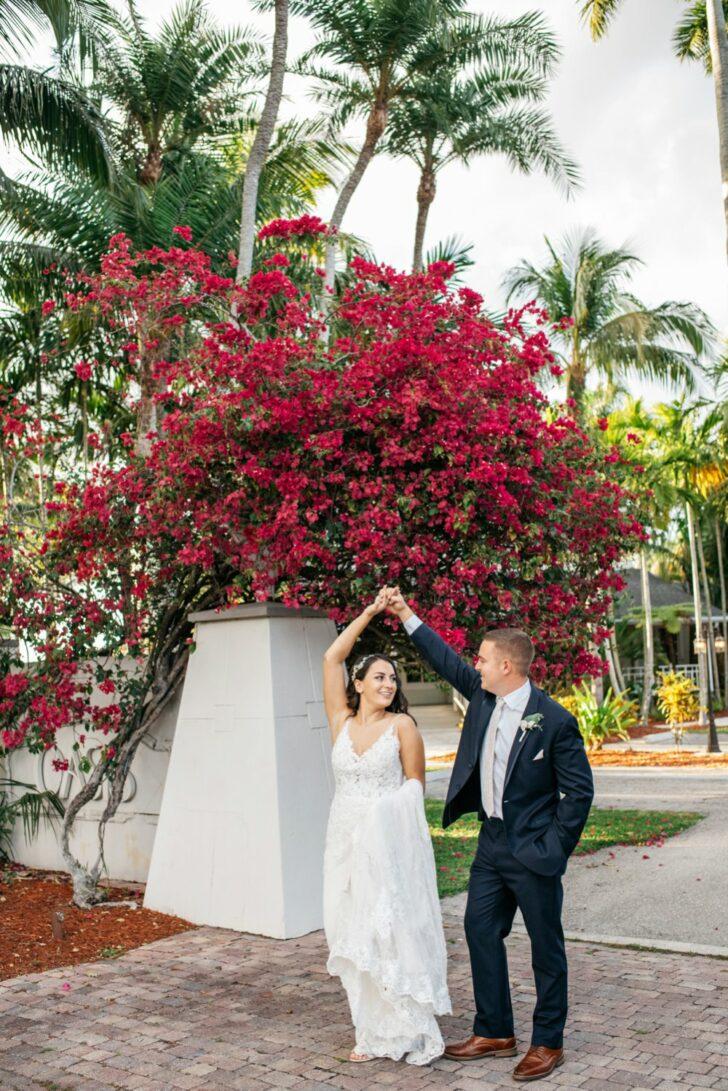 DIY Winter Wedding In Florida