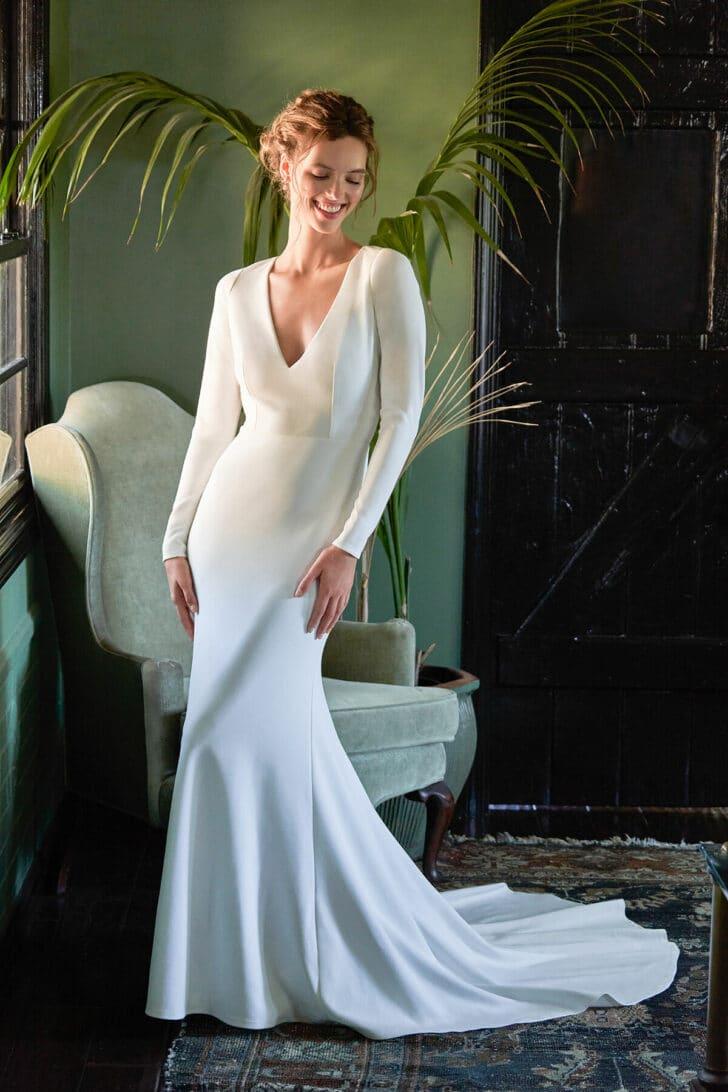Alto Dress - Vow'd Fall 2021 Wedding Dress Collection