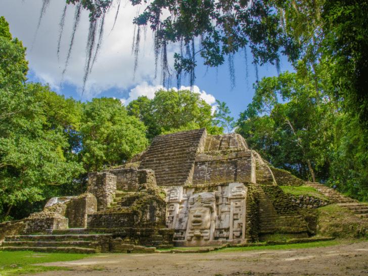 Belize affordable honeymoon destination ideas