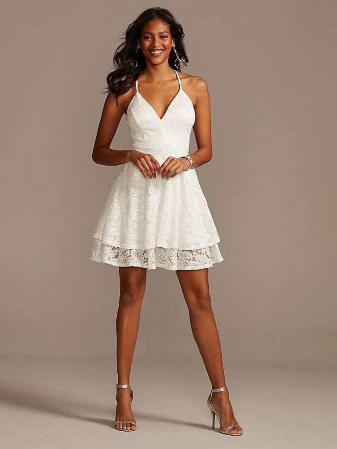 Bride of David • 89,95 vestidos de cena de ensayo asequibles