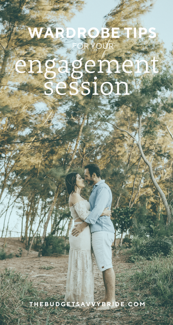 Looking for the perfect to wear for your engagement photos? Check out these top choices for inspiration for your pre-wedding picture session!