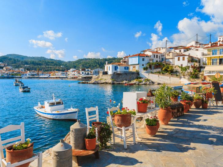 Greek Islands - affordable honeymoon destinations