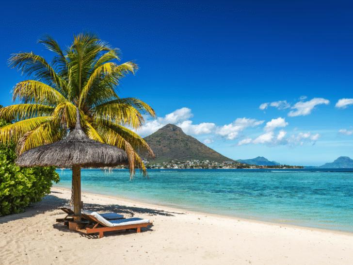 Mauritius affordable honeymoon destination ideas