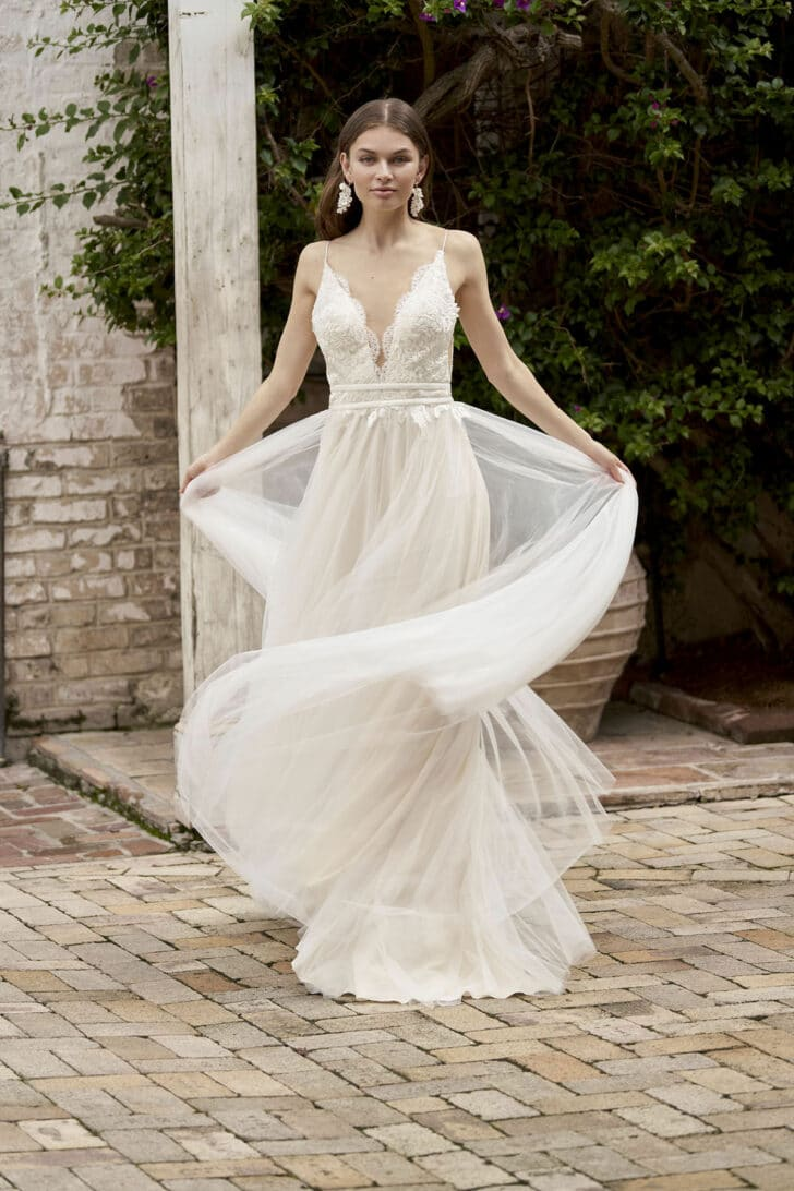 Minuet Dress - Vow'd Fall 2021 Wedding Dress Collection