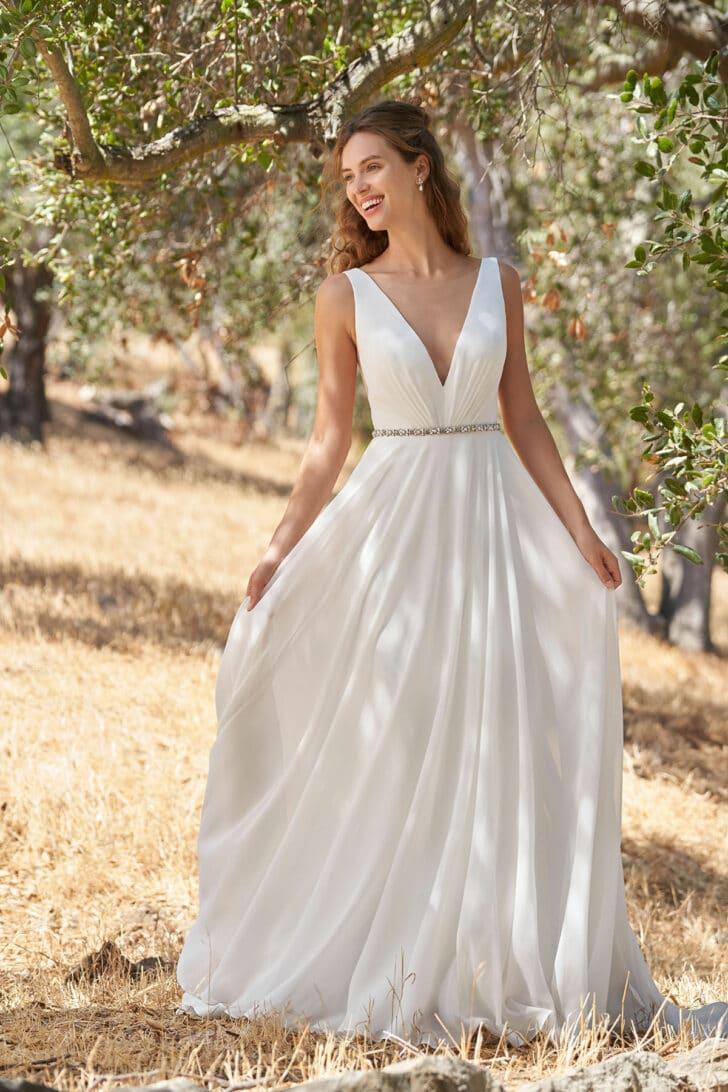 Quartet Dress - Vow'd Fall 2021 Wedding Dress Collection