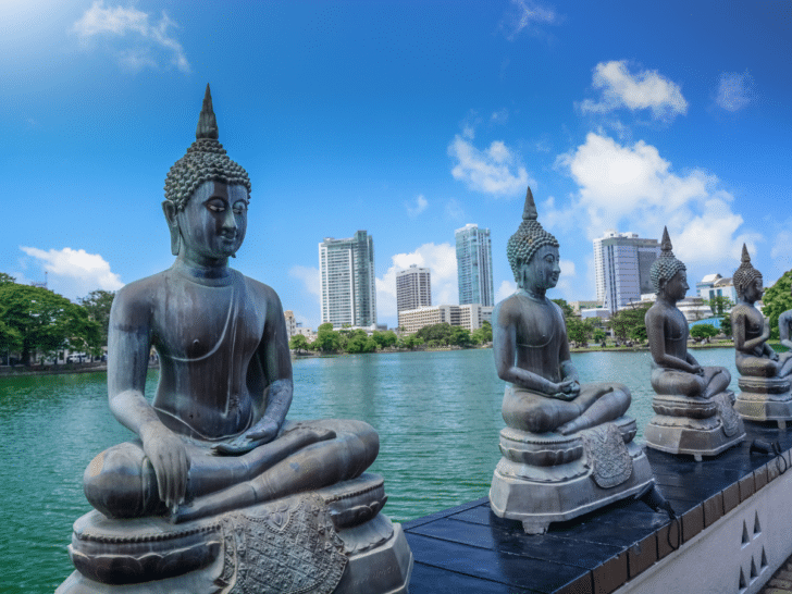 Sri Lanka affordable honeymoon destination ideas