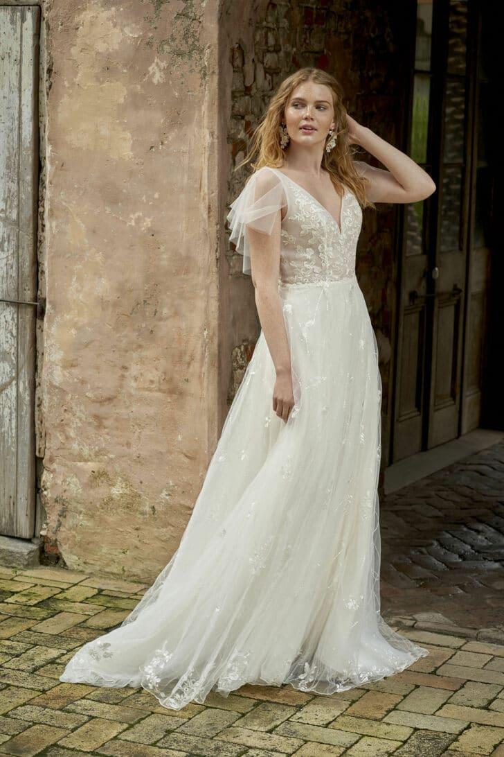 Unison Dress - Vow'd Fall 2021 Wedding Dress Collection