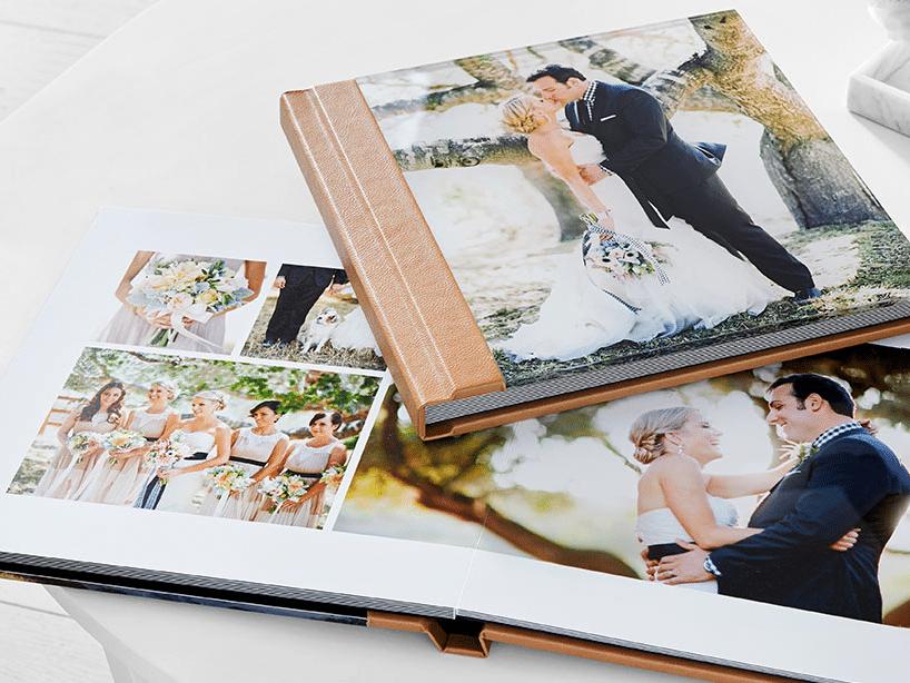 shutterfly custom wedding albums