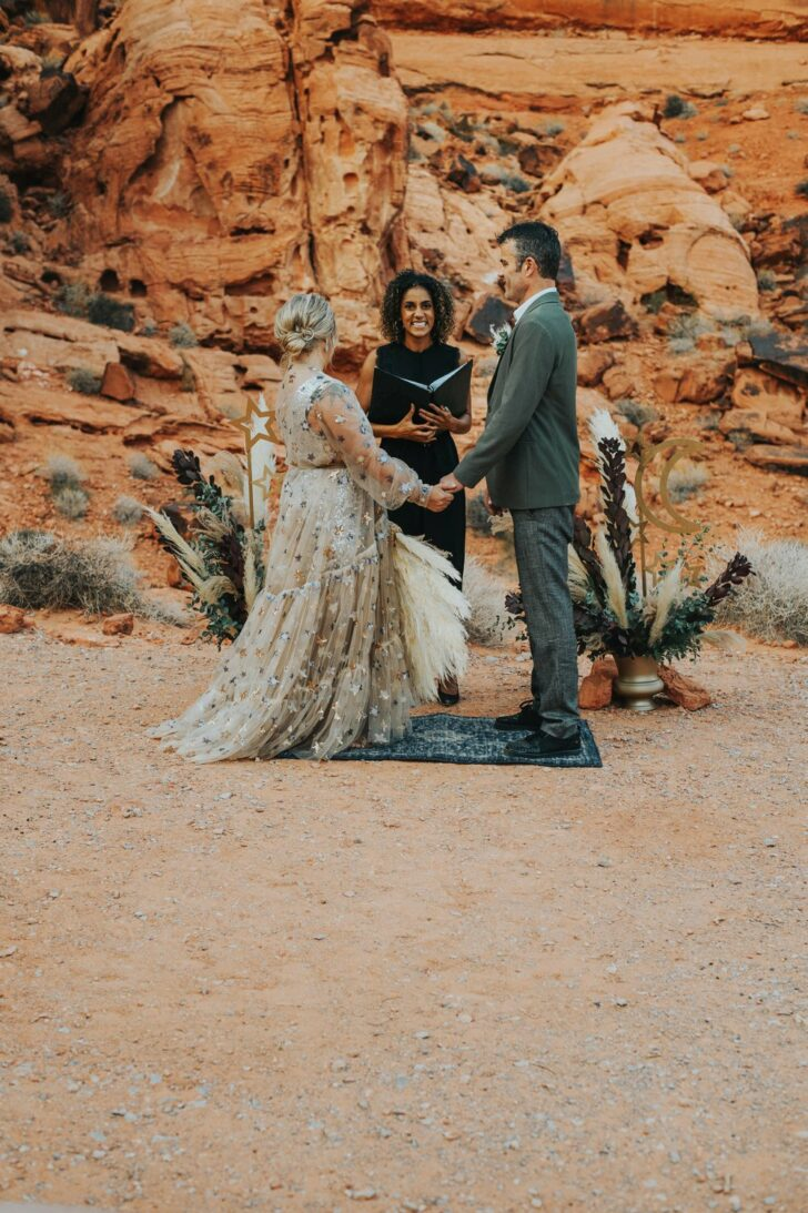 Valley Of Fire elopement