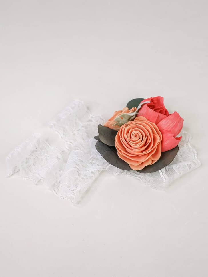 Sola Wood Flowers The Budget Savvy Bride Collection corsage