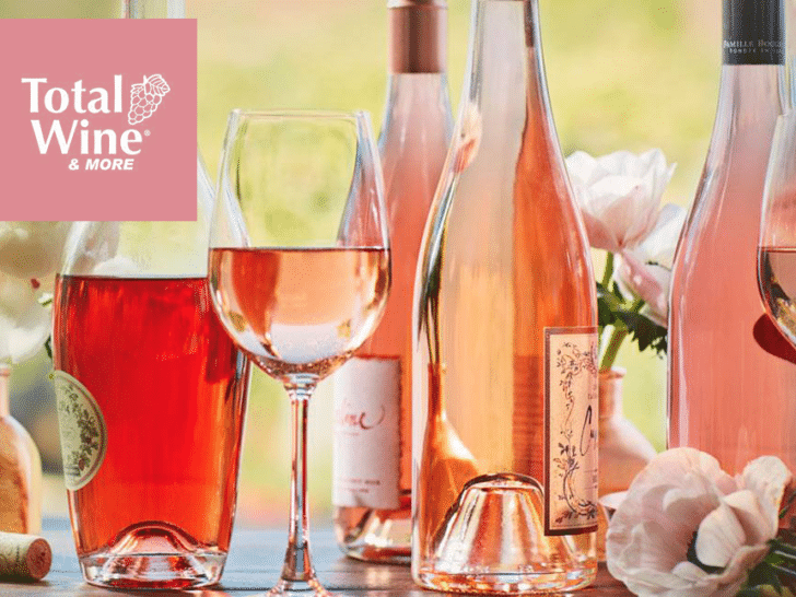 Total Wine and More has affordable alcohol to help you plan your own wedding bar!