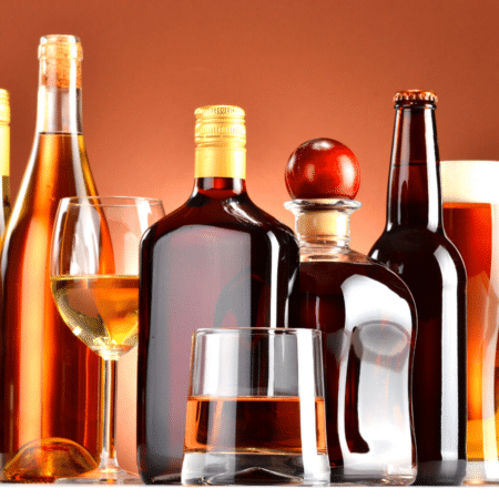 where to buy affordable alcohol for your DIY Wedding bar